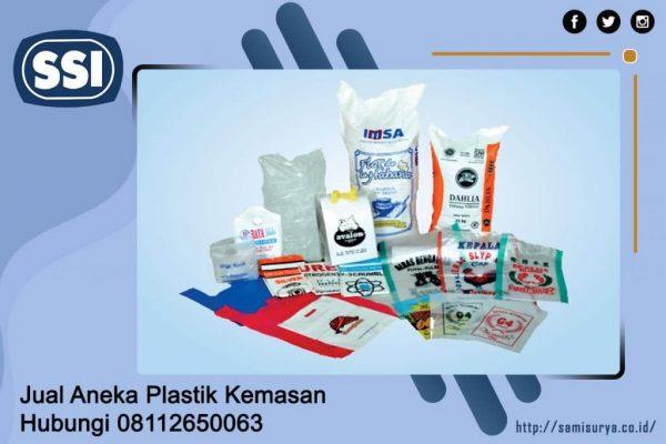 Jual Aneka Plastik Kemasan - Hubungi 08112650063