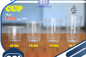 produk Cup Plastik